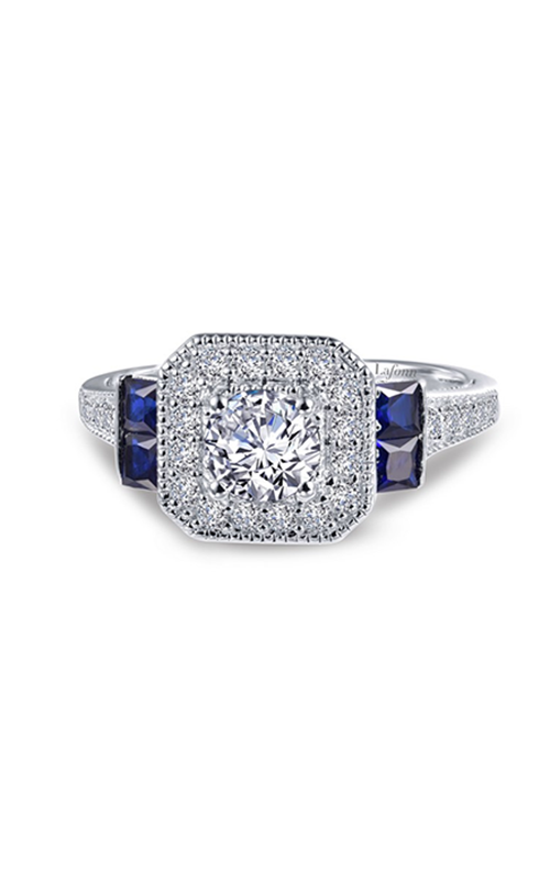 Lafonn Classic Engagement Ring R0286CSP product image
