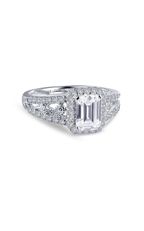 Lafonn Classic Engagement Ring R0278CLP product image