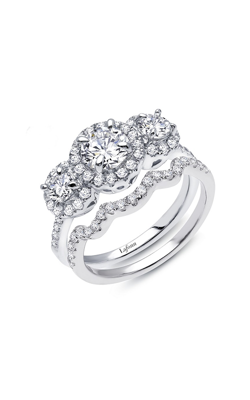LaFonn Classic Engagement ring R2031CLP product image