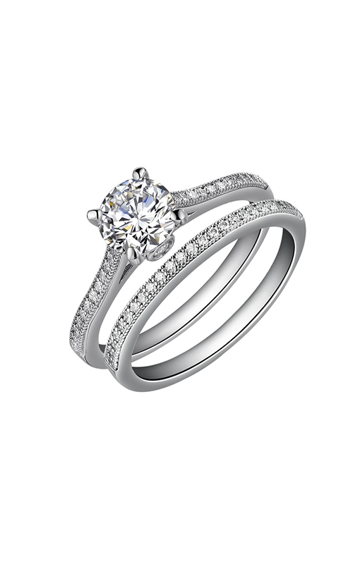 Lafonn Classic Wedding Set R0009CLP product image