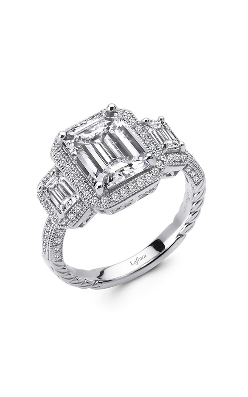 LaFonn Classic Engagement ring R0070CLP product image