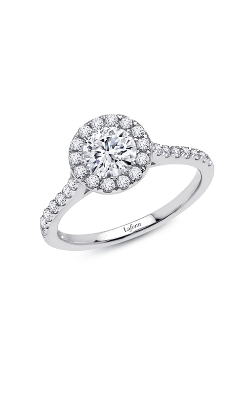 LaFonn Classic Engagement ring R2016CLP product image