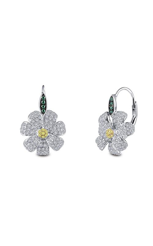 LaFonn Rhonda Faber Green Earrings 9E079CEP product image