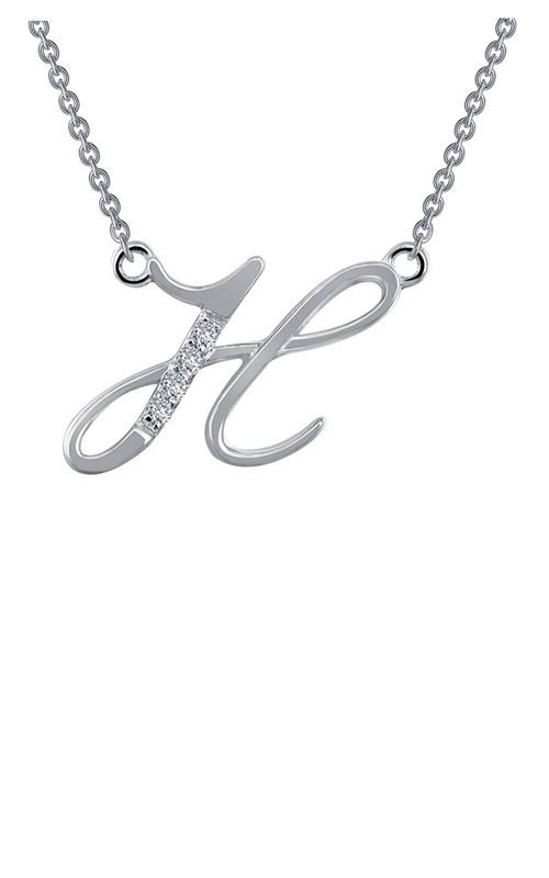 LaFonn Initials Necklace 9N061CLP product image