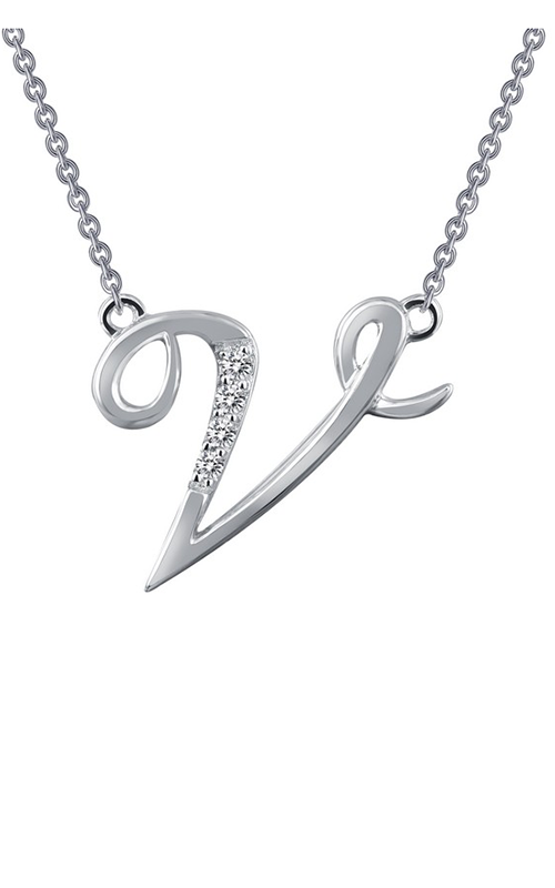 LaFonn Initials Necklace 9N062CLP product image