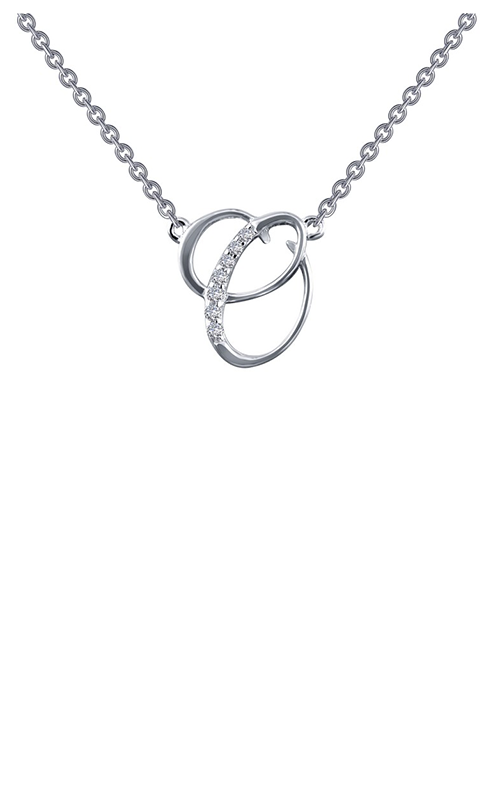 LaFonn Initials Necklace 9N076CLP product image