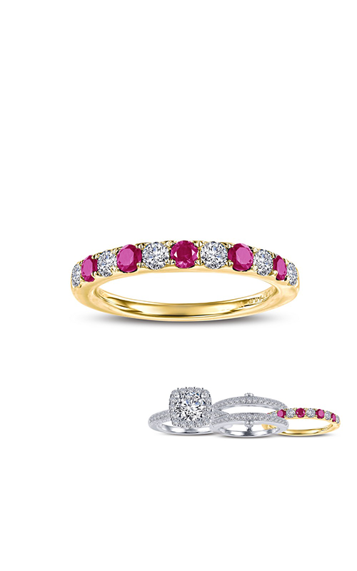 Lafonn Birthstone Fashion Ring BR004RBG05 product image