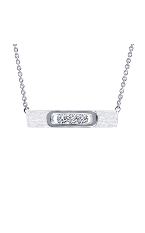Lafonn Lassaire In Motion Necklace N0091CLP18 product image