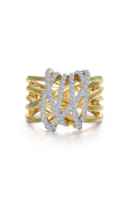 Lafonn Pave Glam Fashion Ring 7R025CLT05 product image