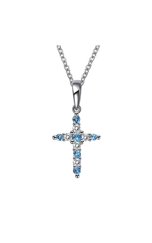 LaFonn Birthstone Necklace BP001BTP20 product image
