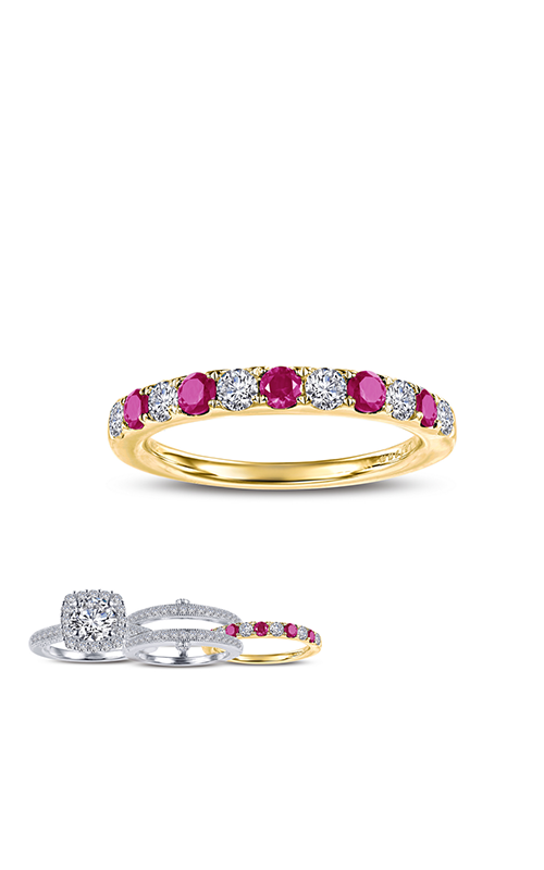 Lafonn Birthstone Fashion Ring BR004RBG product image