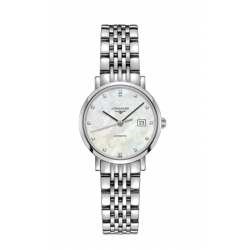 Longines Elegant Collection Watch L4.310.4.87.6 product image