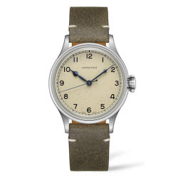 Longines Heritage Watch L2.819.4.93.2 product image