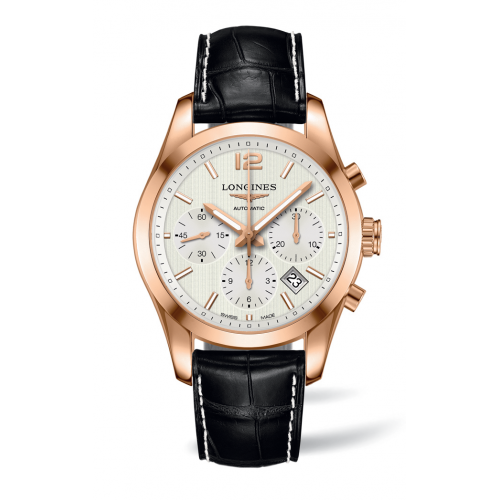 Longines Conquest Classic Watch L2.786.8.76.3 product image