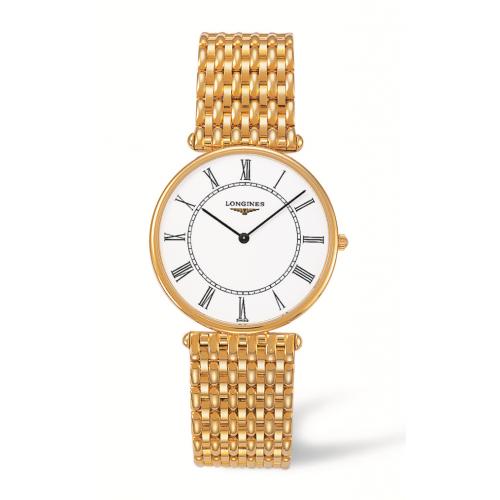 Longines Agassiz Watch L4.691.6.11.6 product image