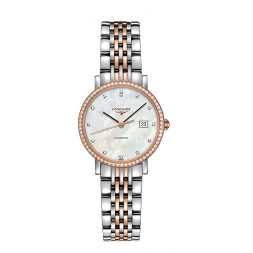 Longines Elegant Collection Watch L4.310.5.88.7 product image