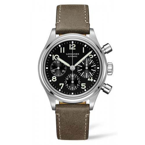 Longines Avigation BigEye Watch L2.816.4.53.2 product image