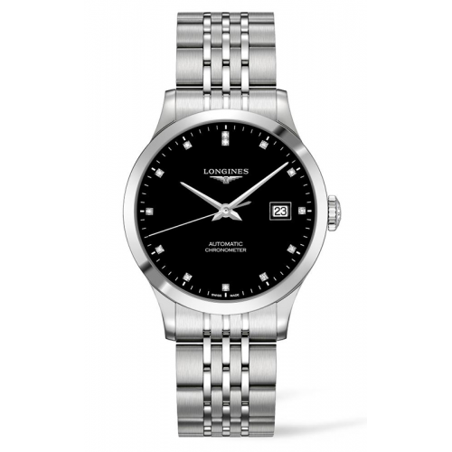 Longines Record Watch L2.820.4.57.6 product image