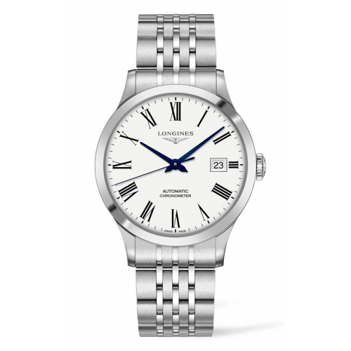 Longines Record Watch L2.821.4.11.6 product image