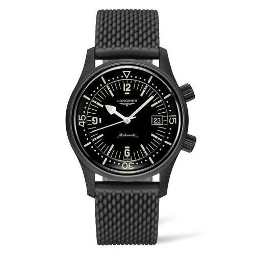 Longines Legend Diver Watch L3.774.2.50.9 product image