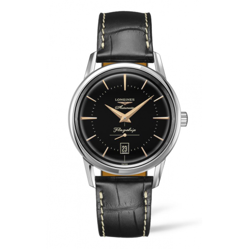 Longines Flagship Heritage Watch L4.795.4.58.0 product image