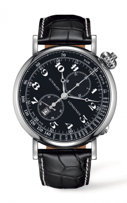 Longines Heritage Watch L2.779.4.53.0 product image