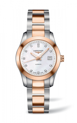 Longines Conquest Classic Watch L2.285.5.87.7 product image