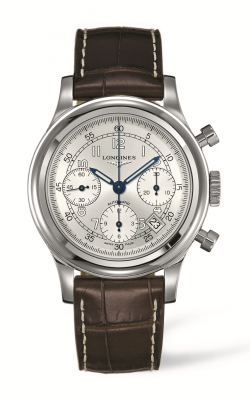 Longines Heritage Watch L2.745.4.73.2 product image