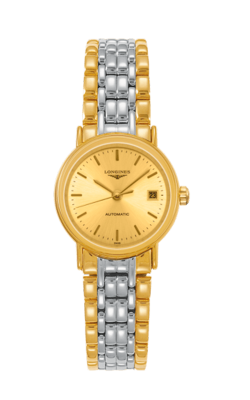 Longines Presence Watch L4.321.2.32.7 product image