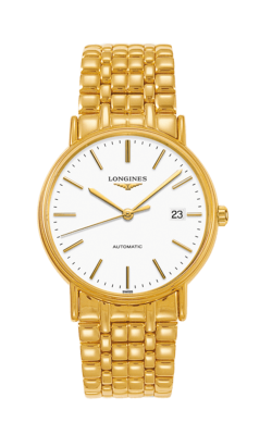 Longines Presence Watch L4.921.2.12.8 product image