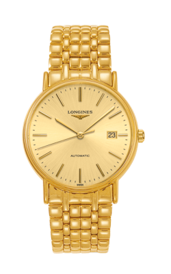 Longines Presence Watch L4.921.2.32.8 product image