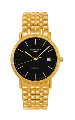 Longines Presence Watch L4.921.2.52.8 product image