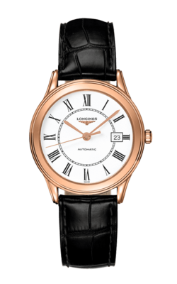 Longines Flagship Watch L4.774.8.21.2 product image