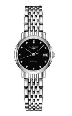 Longines Elegant Collection Watch L4.309.4.57.6 product image