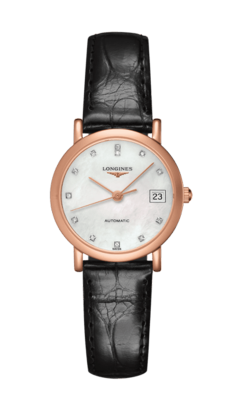 Longines Elegant Collection Watch L4.378.8.87.0 product image