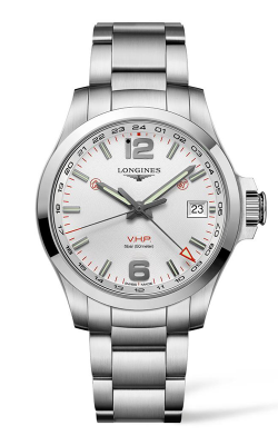 Longines Conquest  V.H.P. GMT Watch L3.718.4.76.6 product image