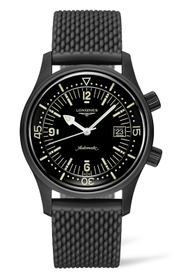 Longines Legend Diver Watch L3.774.2.50.9 product image