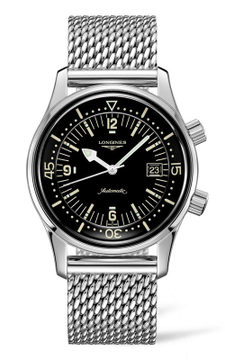 Longines Legend Diver Watch L3.774.4.50.6 product image