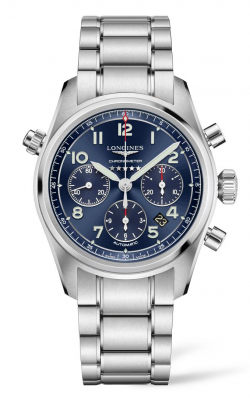 Longines Spirit Watch L3.820.4.93.6 product image