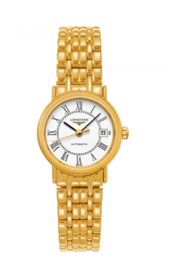 Longines Presence Watch L4.321.2.11.8 product image