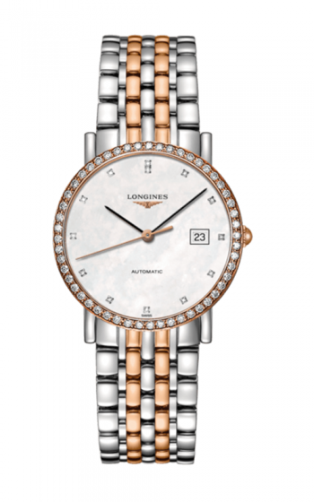 Longines Elegant Collection Watch L4.809.5.88.7 product image
