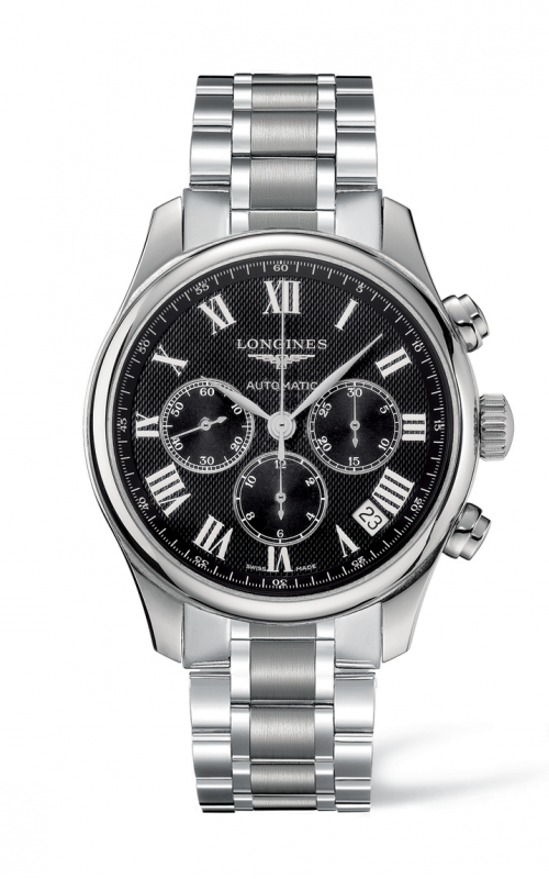 Longines Master Collection Watch L2.693.4.51.6 product image