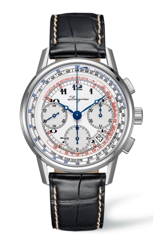 Longines Heritage Watch L2.781.4.13.2 product image