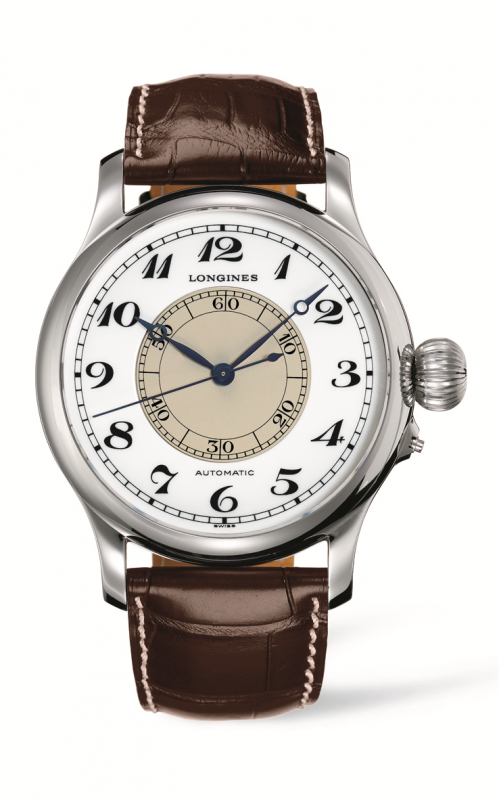 Longines Heritage Watch L2.713.4.13.0 product image
