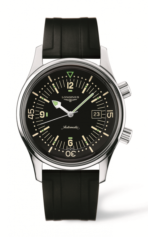 Longines Heritage Watch L3.674.4.50.9 product image