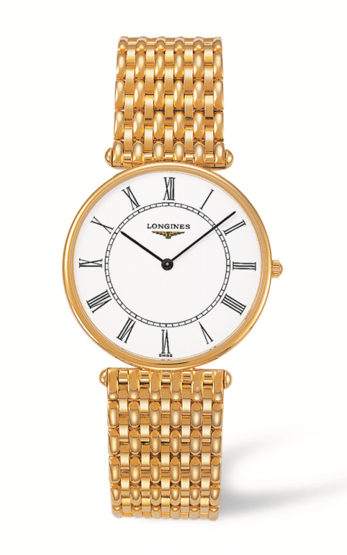 Longines Agassiz Watch L4.691.6.11.6 product image