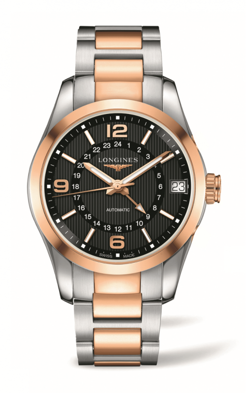 Longines Conquest Classic Watch L2.799.5.56.7 product image