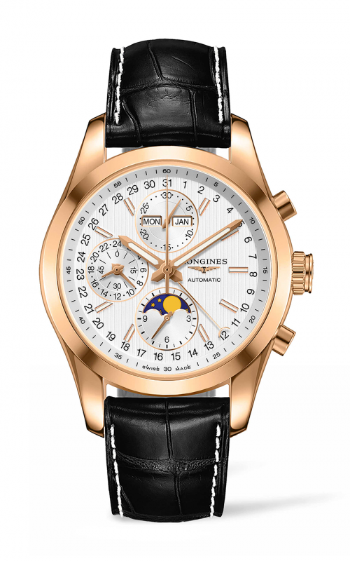 Longines Conquest Classic Watch L2.798.8.72.3 product image