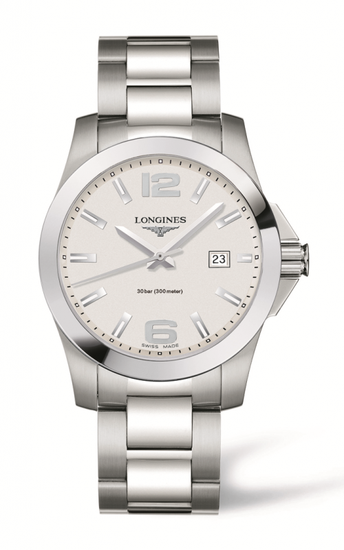 Longines Conquest Watch L3.659.4.76.6 product image