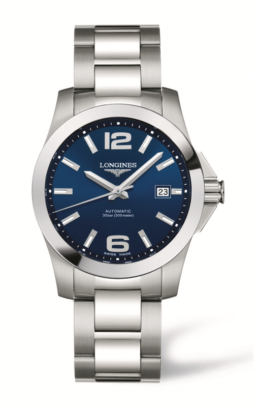 Longines Conquest Watch L3.676.4.99.6 product image